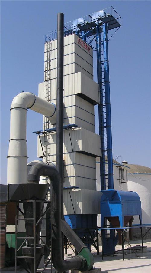 5HC-300型连续式稻谷烘干机