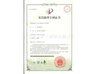 大豆专利证书