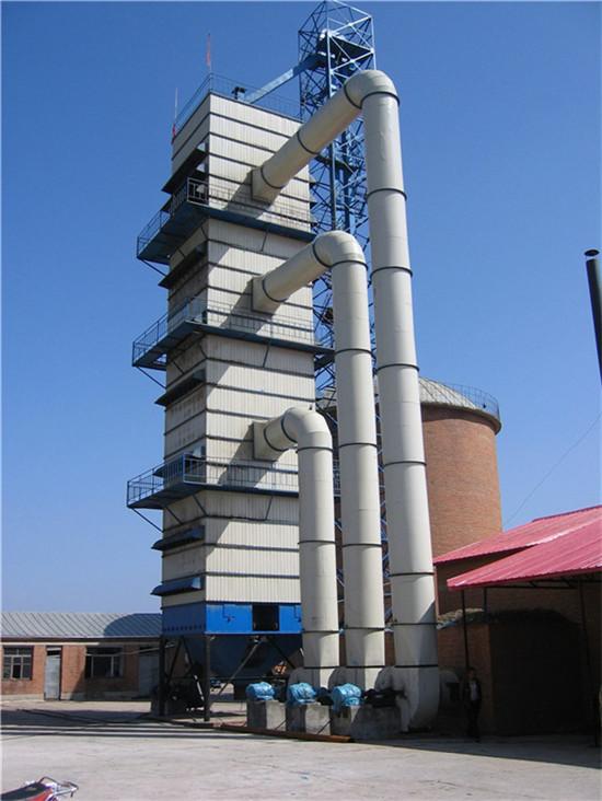 HSNT型300吨顺逆流烘干机